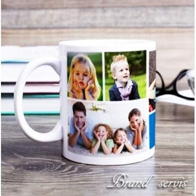 Кружка Семейный альбом с фотографией