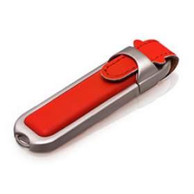 Флешка KJ010 (красный)  16 гб