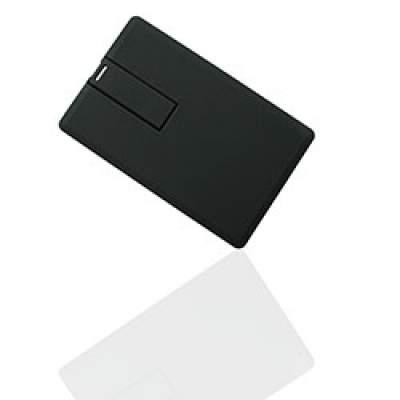 Флешка KR008,soft (черный) 16 гб