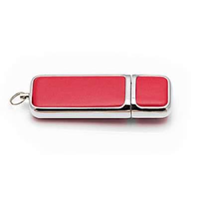 Флешка KJ001 (красный) 16 гб